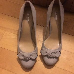 "46cd1892513f Michael Kors Shoes - Michael Kors  ""Liza "" suede pumps"